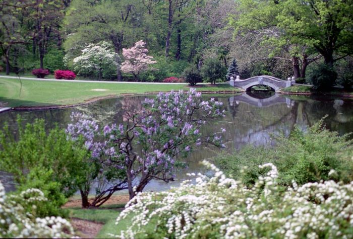 8. Nemours Mansion and Gardens