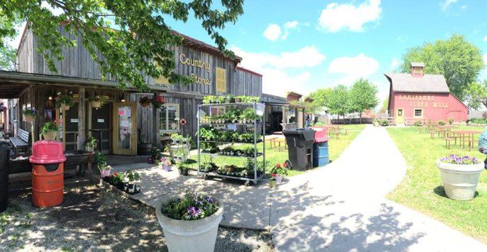 9. Louisburg Cider Mill (Louisburg)