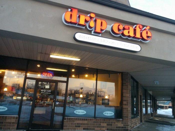 1. Best Brunch Burger, Drip Cafe
