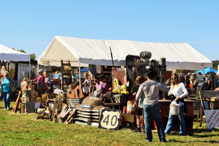 . . . you'll find all kinds of junk at The Junk Ranch.