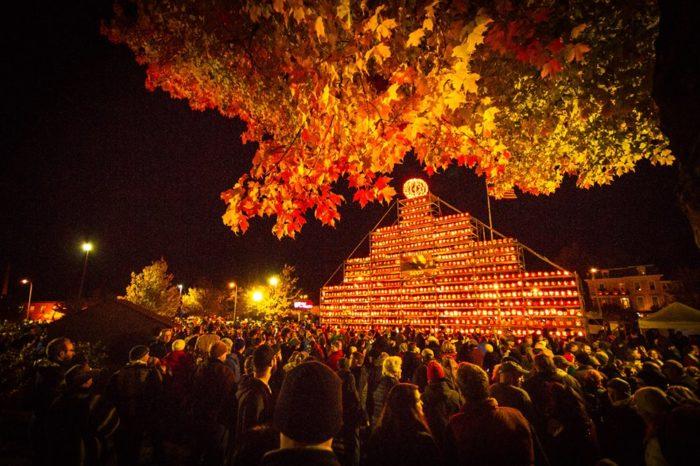 8. New Hampshire Pumpkin Festival, Laconia, October 22