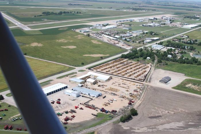 Today Weller's is one of the largest heavy equipment yards in not only the state, but in the Midwest, housing more than 50,000 parts.