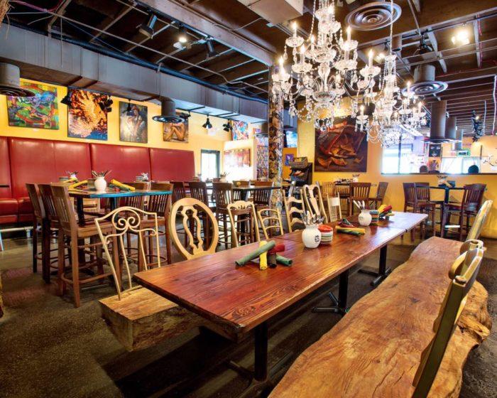 5. Cafe Tu Tu Tango, Orlando