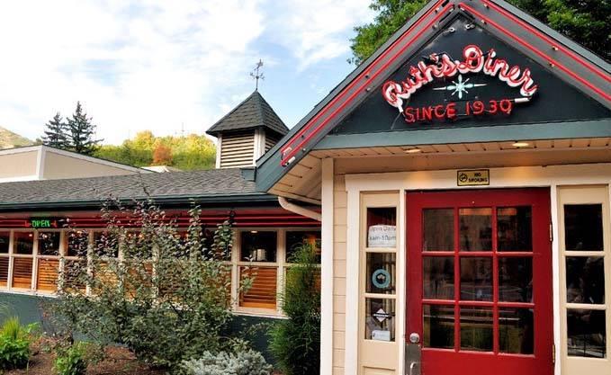 8. Ruth's Diner, Emigration Canyon
