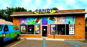 This Massive Candy Store In Michigan Will Make You Feel Like A Kid Again