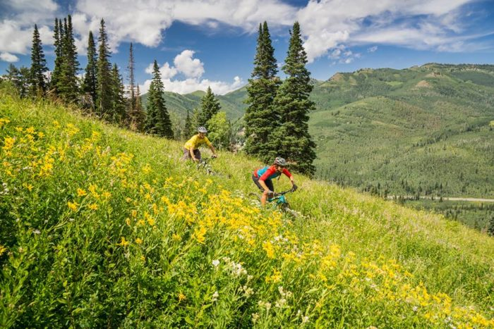 8. Don't forget about mountain biking!