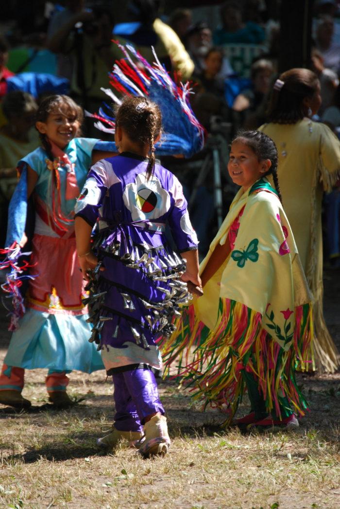 2. Nanticoke Indian Powwow, September 10th-11th