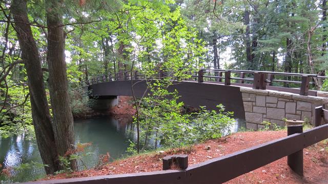 9. Nashua Canal Trail