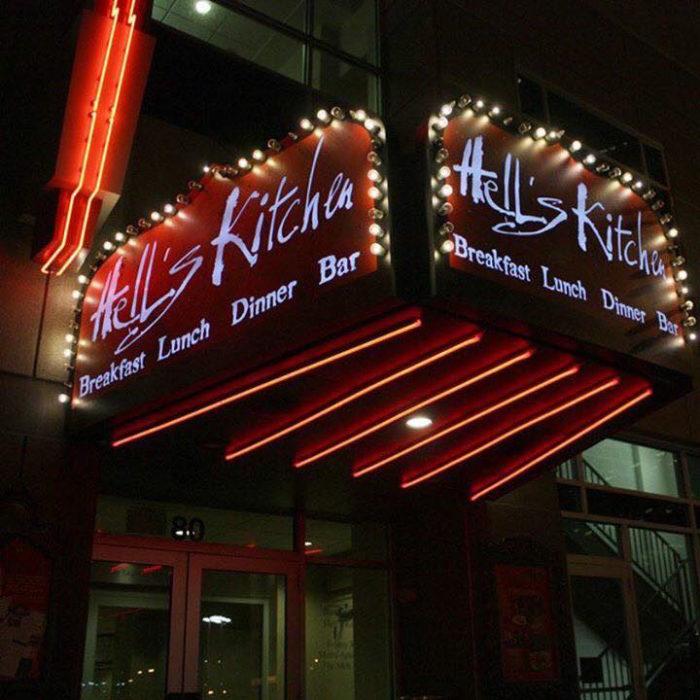 9. Hell's Kitchen, Minneapolis