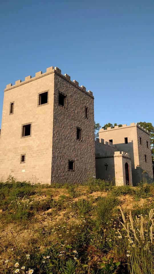 7. Grizer Castle (Whipple)