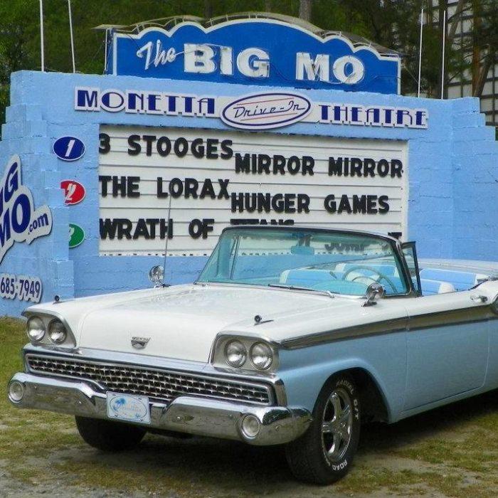 2. The Big Mo' - Monetta Drive-In - Monetta, SC
