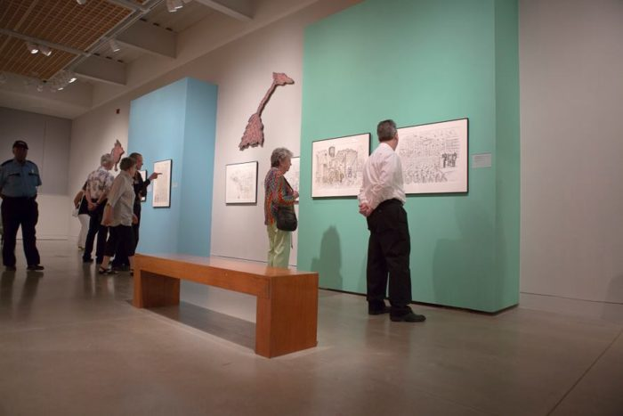 Stretch your legs and expand your art history knowledge with a stop at the Delaware Art Museum when you're coming back down from Montchanin.