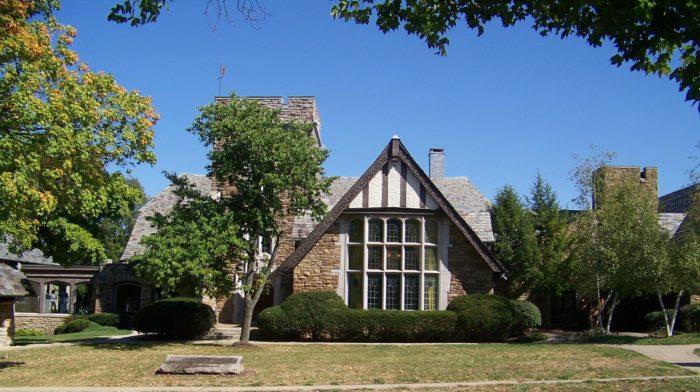 3. Wagnall's Memorial Library (Lithopolis)