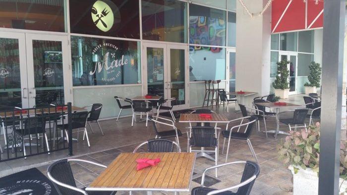 8. MADE Restaurant, Sarasota