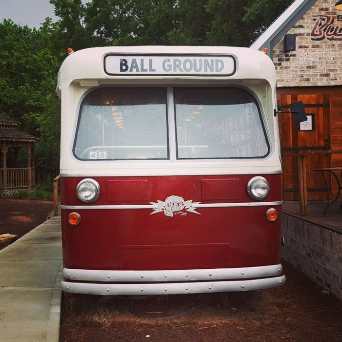 Who would have thought that just a little bit of TLC could turn this old trolley car into such a magical place?