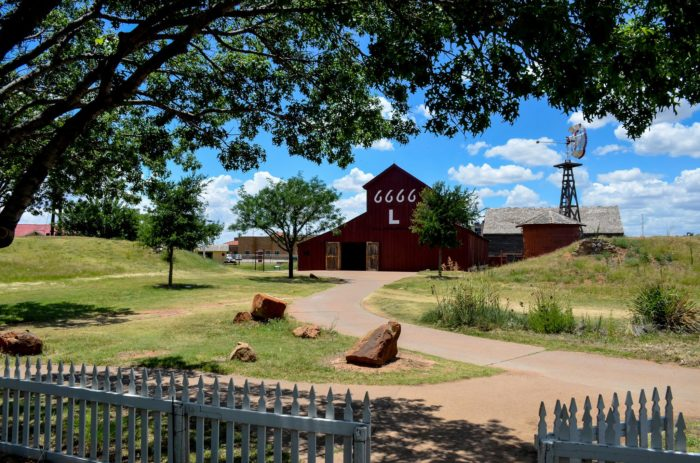 Lubbock is home to the National Ranching Heritage Center, which is one of the main reasons it was chosen.