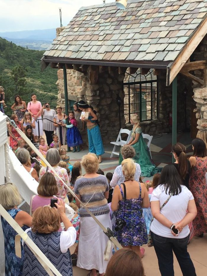 In addition to renting out and holding events on the Ranch, Cherokee Castle is also open to the public and holds a number events like story time, a popular Performing Arts Series, tours, and more.