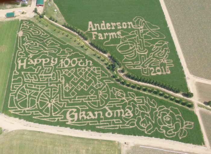 1. Anderson Farms