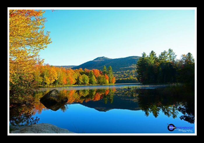 Leaf peeping doesn't necessarily have a destination.  Let's change that.