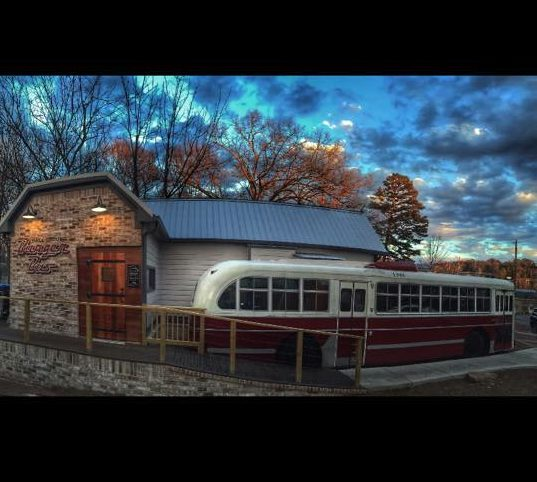 Ball Ground Burger Bus is a locally owned and operated custom burger restaurant.