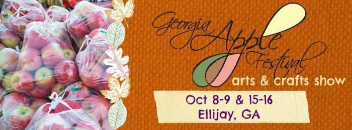 1. Georgia Apple Festival—Ellijay