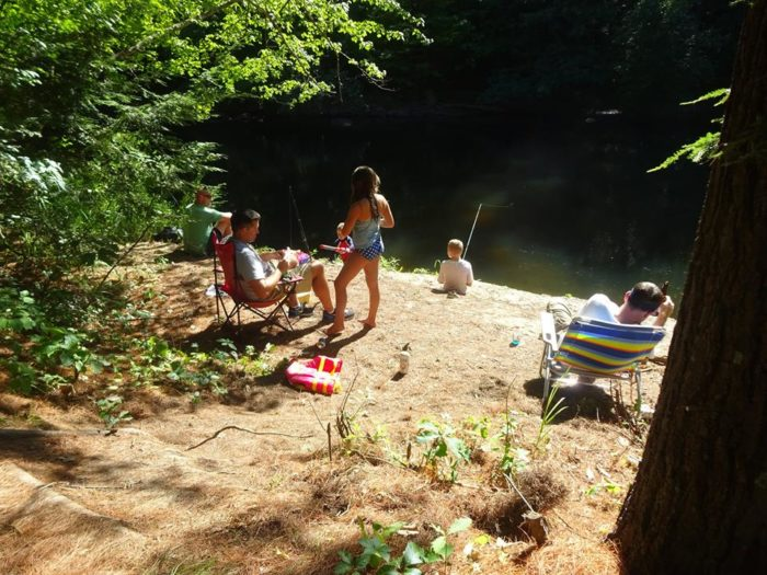 8. Ashuelot River Campground, Swanzey
