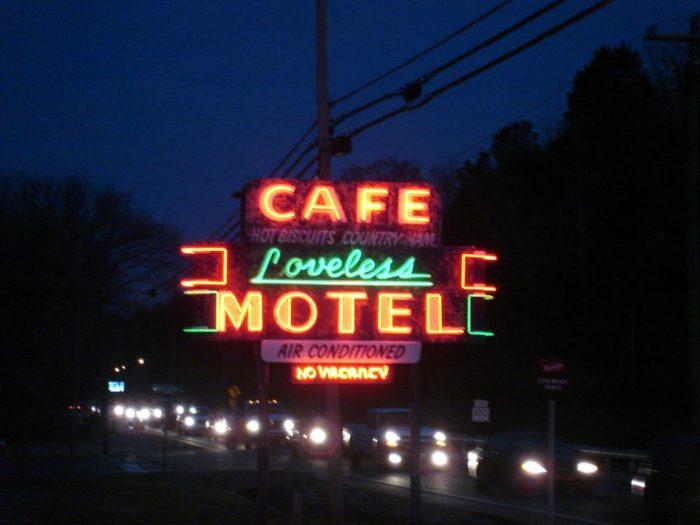 4. The Loveless Cafe - Nashville