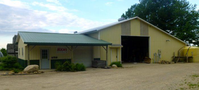 5. Hoen's Orchard (Delta)