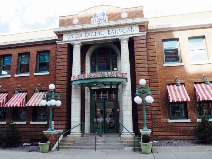 3. The Denver ChopHouse & Brewery