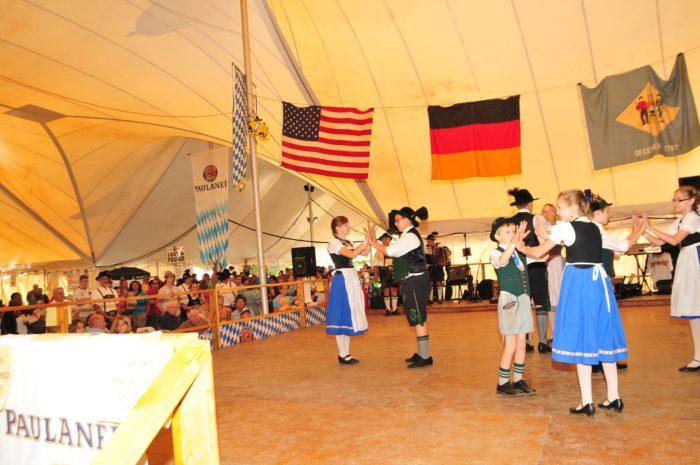1. Delaware Saengerbund Oktoberfest, September 16th-18th