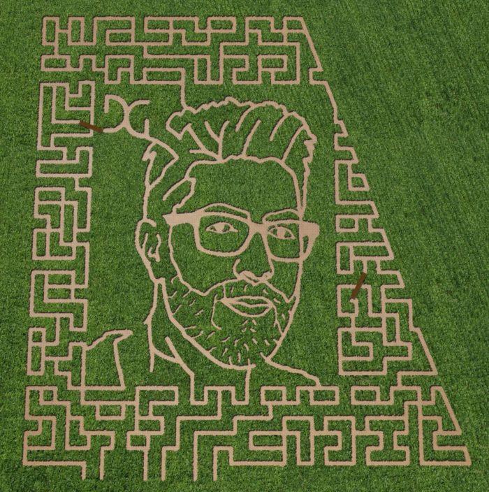 16. McArthur Farms Corn Maze - Bennettsville, SC