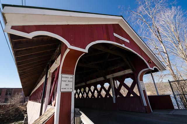5. Thompson Bridge, West Swanzey