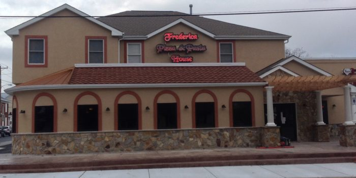 1. Frederica Pizza and Pasta House