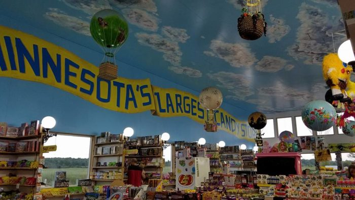 Between the smell of sugar and all the colors and flavors in this store, no place makes you feel as much like a kid.