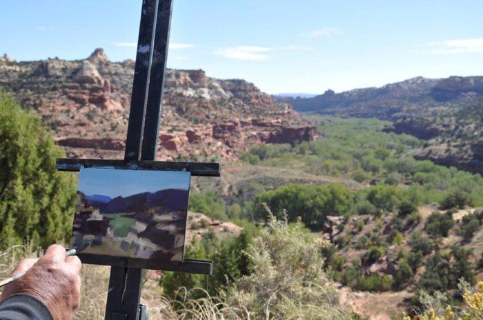 3. Escalante Canyons Art Festival - Everett Reuss Days, Escalante