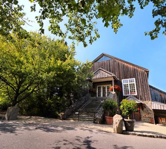 4. The Inn at Montchanin Village