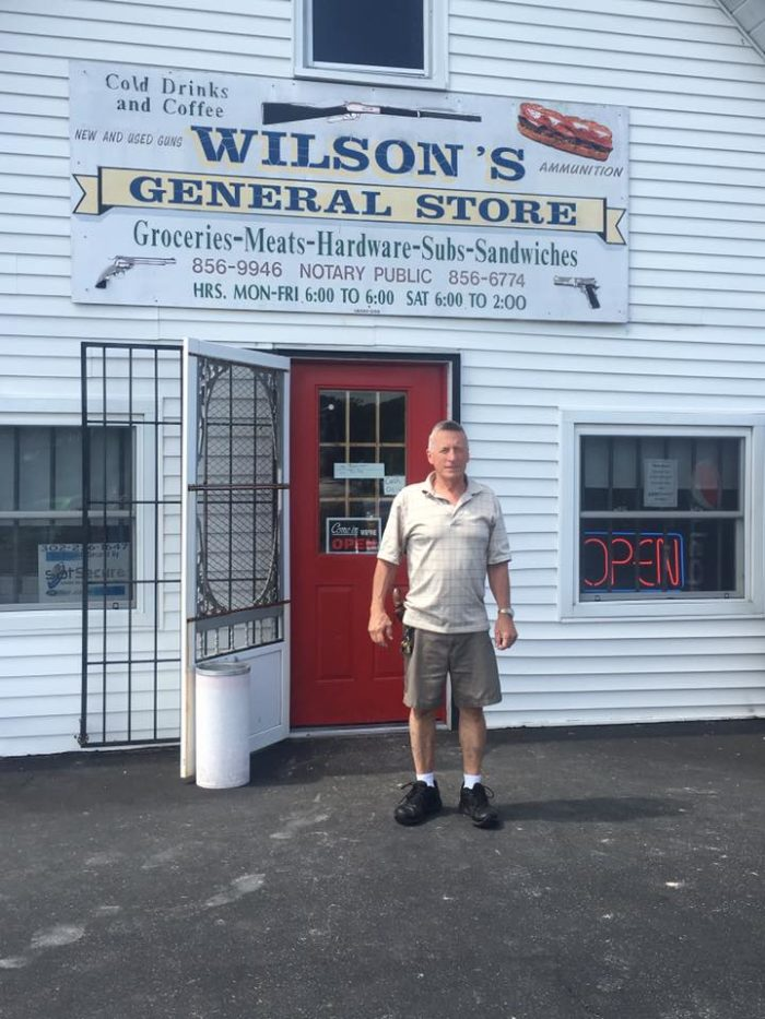 3. Wilson's General Store