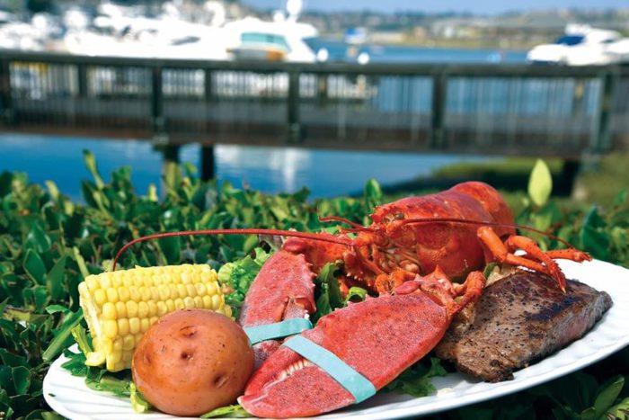 6. Lobsterfest at Newport Beach