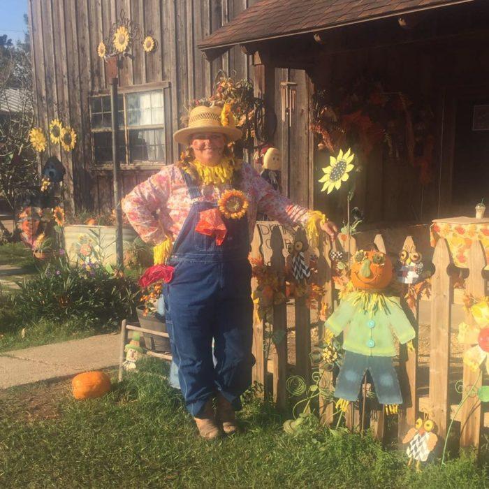 1) Mrs. Heather's Pumpkin & Strawberry Patch, Hammond