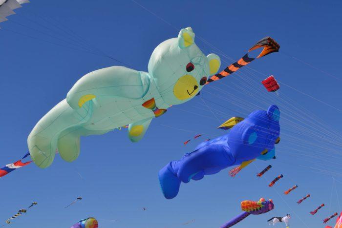 10. Fall Kite Festival
