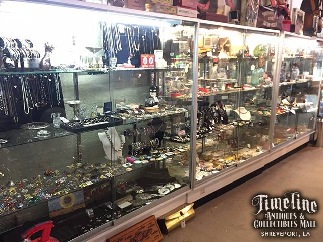 The jewelry collection here is so fun to explore.
