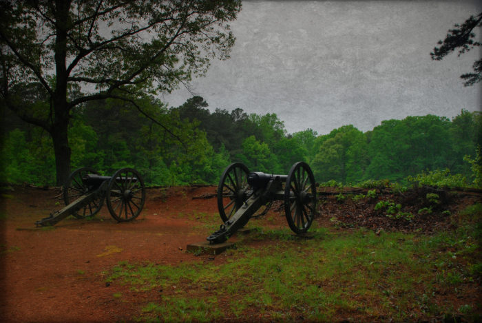 Do you feel up to the task of finding out if this battlefield is truly haunted?