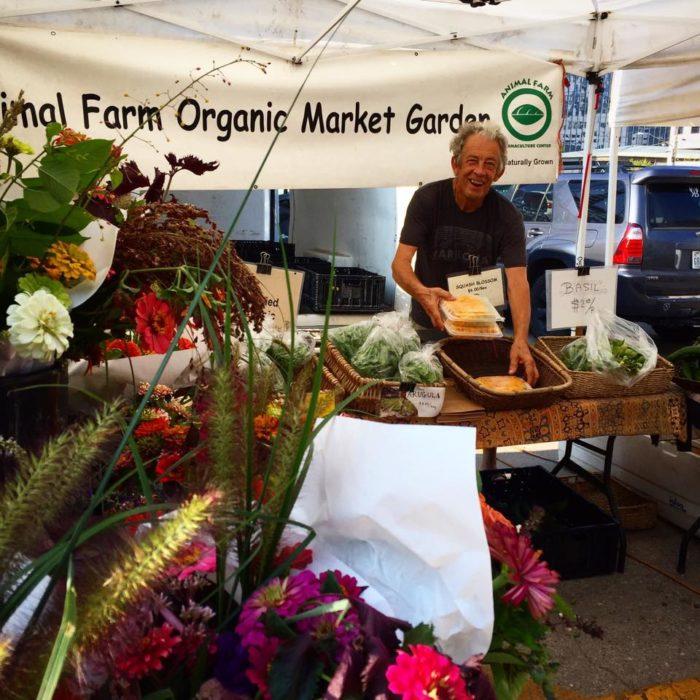 SFC hosts several outdoor markets each week.