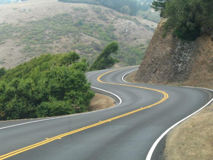 2. Highway 1 to Muir Woods