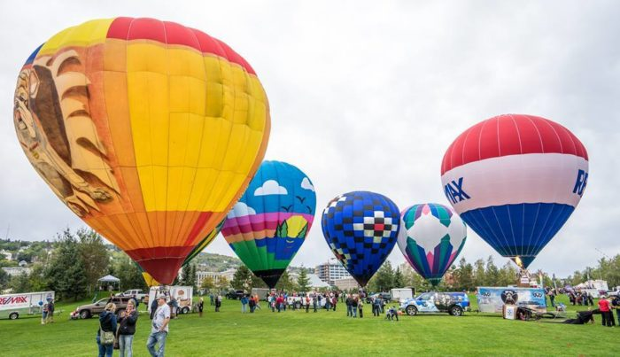 4. Duluth Balloon Festival