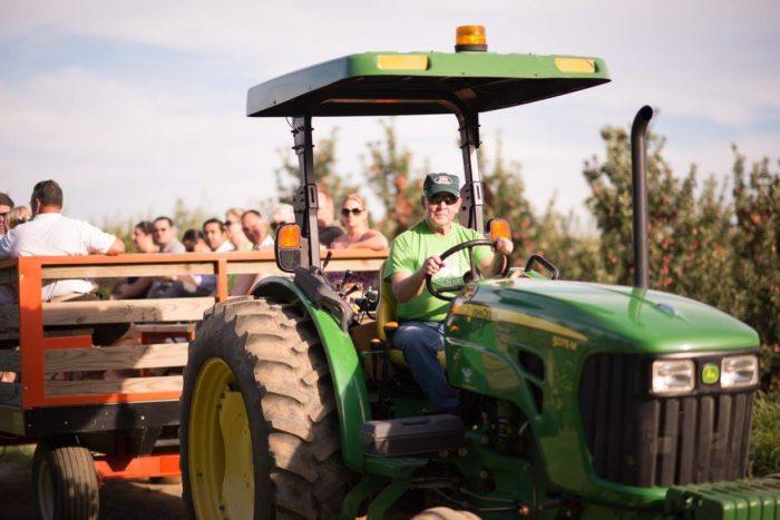 12. Fifer Orchards Fall Festival, Saturdays through October 29th