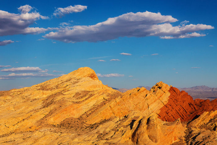 Silica Dome and Fire Canyon offer more magnificent views.