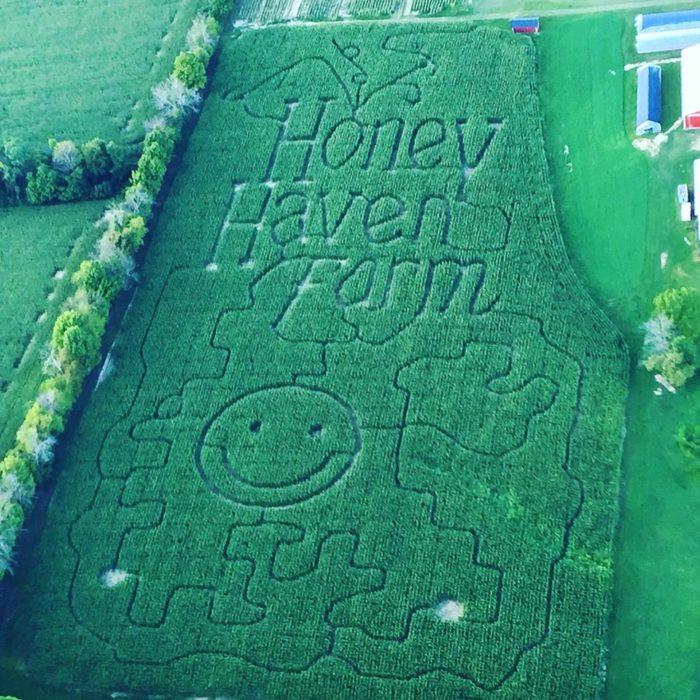 10. Honey Haven Farm (Ashland)