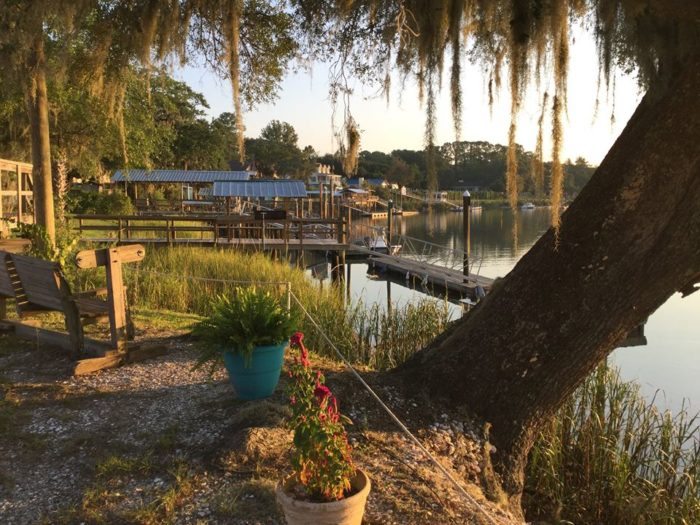 This Quiet Fishing Town In Georgia Is Also Historic