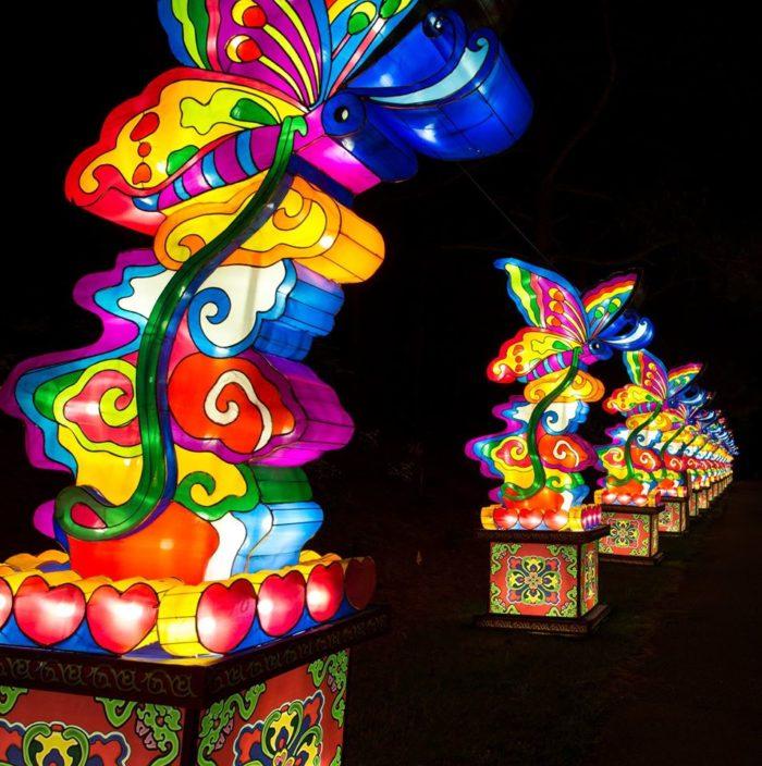 1. Chinese Lantern Festival, Spokane, 9/23 - 10/30